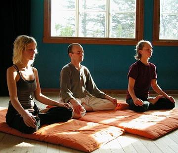 Journée de Méditation sur le septième chakra: L'Unité