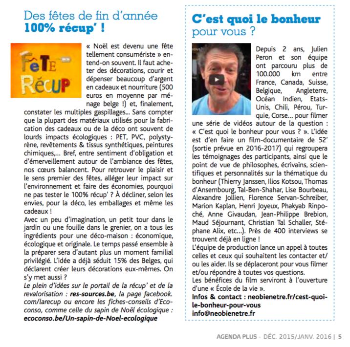 Cest_quoi_le_bonheur_pour_vous_dans_le_magazine _Agenda_plus