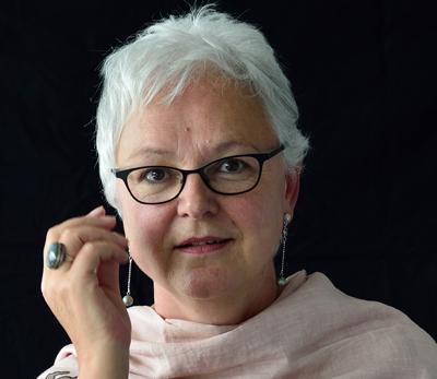 Christiane Kolly, coach de l'école Écoute ton corps