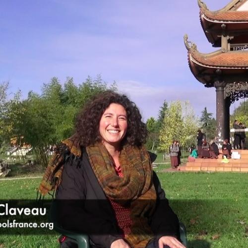 C'est quoi le bonheur pour vous Marianne Claveau?