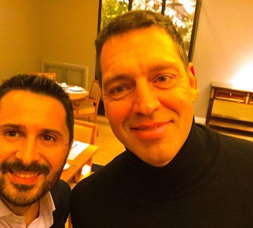 Julien Peron et Charles Martin-Krumm autour du bonheur