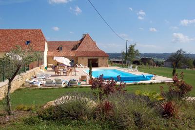 Le Domaine de la Gâcherie, lieu de stage en gîtes de charme en Dordogne