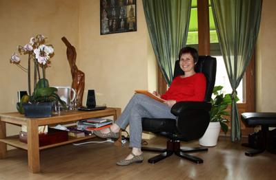 Marie-Pierre Glenisson, coach, Maître-praticienne et Formatrice en EFT, hypnose à Issoire, Puy-de-Dôme ou par Visio conférences