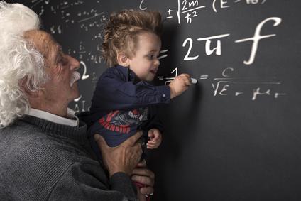 Une lettre d'Albert Einstein à sa fille, la force universelle de l'amour