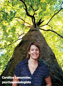 Caroline Lemonnier, psychogénéalogie à Toulouse
