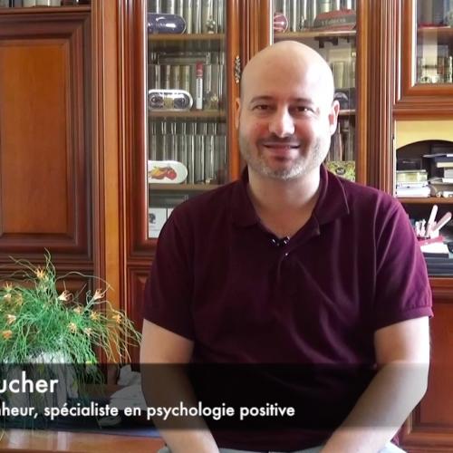 C'est quoi le bonheur pour vous Renaud Gaucher?