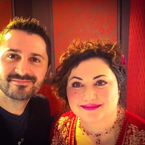 Julien Peron et Matilda Aeolia autour du bonheur