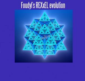 Une nouvelle génération de Géométries sacrées, le ReXxel de Foudyl