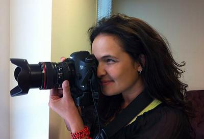 Emmanuelle Freget, photographe spécialisée dans l'humain, travail spécialisé sur l'image de soi, Gard