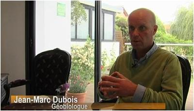 Jean-Marc Dubois, géobiologue, conseiller habitat sain dans les Landes