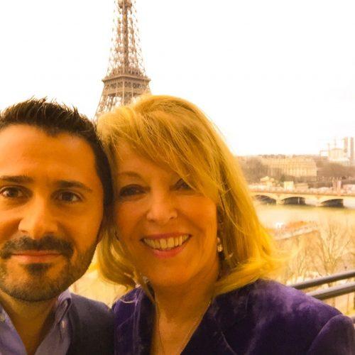 Julien Peron et Marie Lise Labonté autour du bonheur