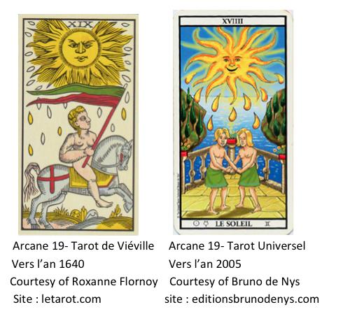 L'histoire secrète du Tarot dit de Marseille, deuxième partie