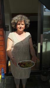 Josette Dafflon, cours de cuisine ayurvédique à Sormery, Bourgogne-Franche-Comté
