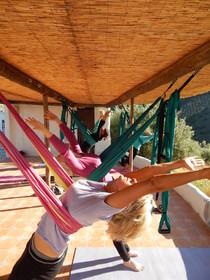 Yoga Swing en Andalousie