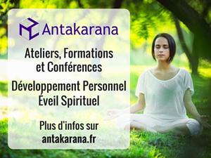 Ateliers et formations en développement personnel et éveil Spirituel – France, Europe et Océan Indien