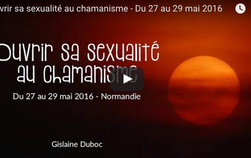 Chamanisme et sexualité
