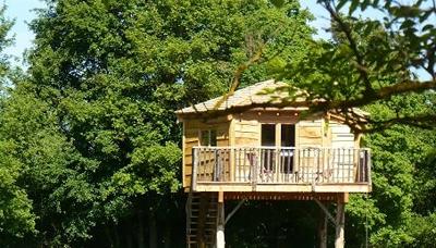 Family Ecolodge, Lodge familial et écologique