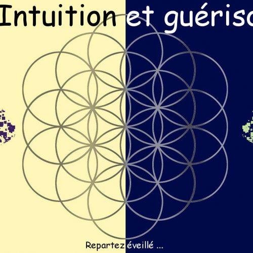Stage intuition et techniques de guérison