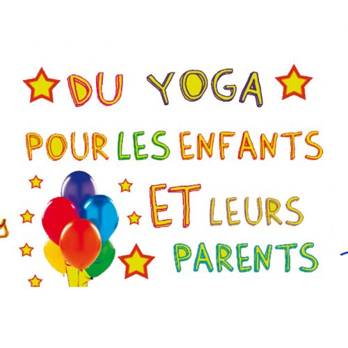 Atelier de yoga parent-enfant à Toulouse