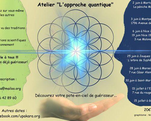 Conférence-Atelier l'Approche Quantique