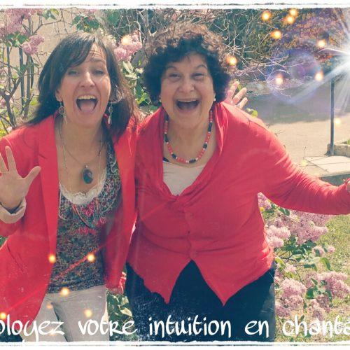 Déployez votre intuition en chantant