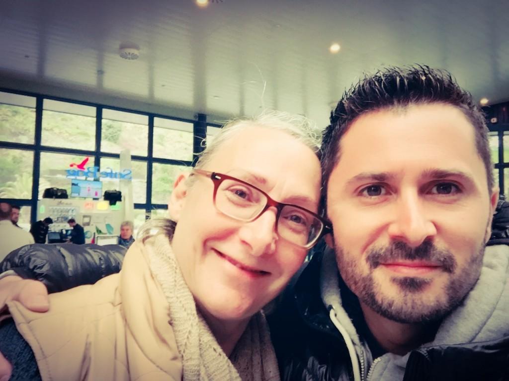 Julien_Peron_aux_ Acores_avec_Milena_ Trindade Dinsenmeyer