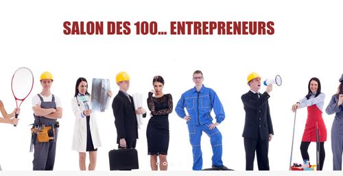 Salon des 100 entrepreneurs à Bordeaux