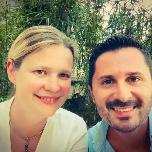 Julien Peron et Ilona Boniwell autour du bonheur