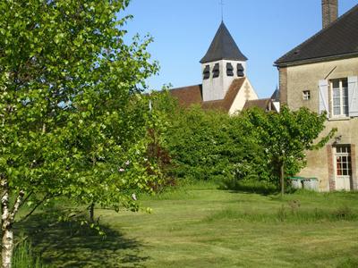 Le couvent de l'Orée, gîte, particuliers, groupes et stages à Sormery