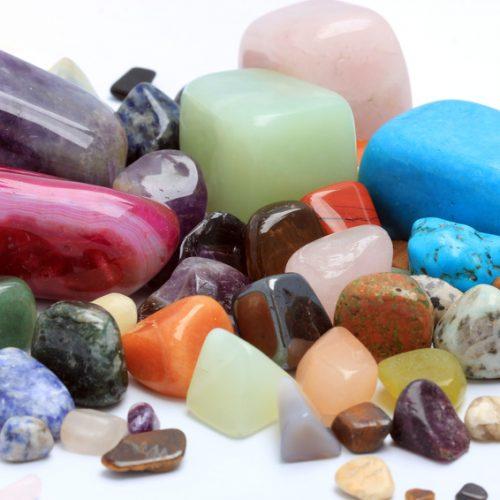 Stage Cristallo-Lithothérapie pour le bien-être avec pierres et cristaux