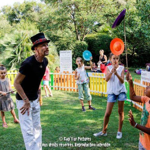 La jonglothérapie vous connaissez?