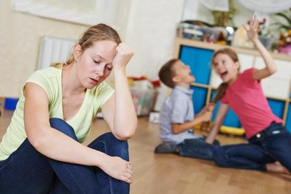 L'épuisement parental, une expérience bousculante