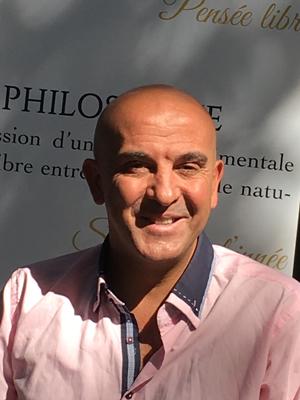 Vincent Tejedor, formateur consultant en médecine quantique dans le Gard