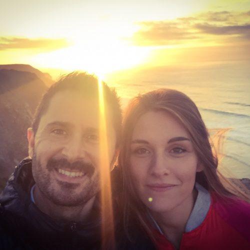 Julien Peron et Lulumineuse autour du bonheur