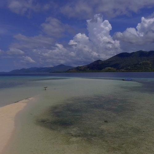 L'Indonésie vu du ciel, vidéo réalisée par Julien Peron