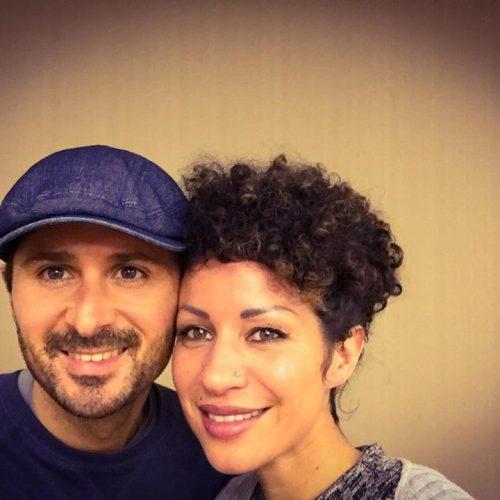 Julien Peron et Nassrine Reza autour du bonheur