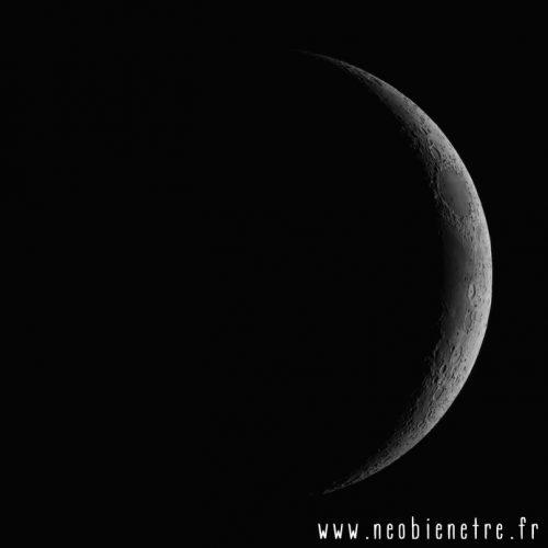 Nouvelle lune le 28 janvier