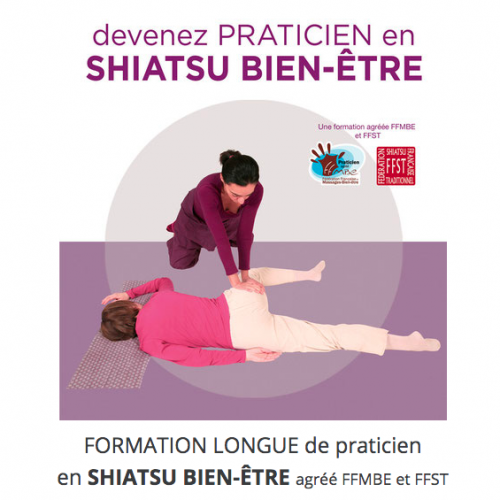 Barbara Aubry, l'art du toucher, formation en shiatsu et zen stretching® à Paris