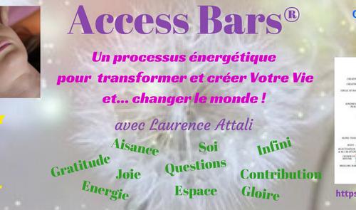 Journée de Trans-Formation avec Access Bars® le 25/02/17