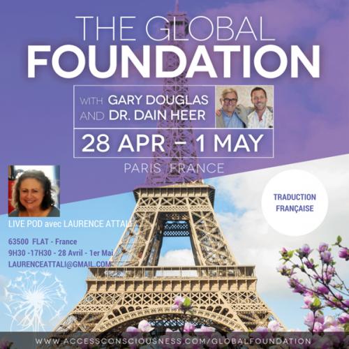 Classe Mondiale La Fondation d'Access®, Live POD en Auvergne !