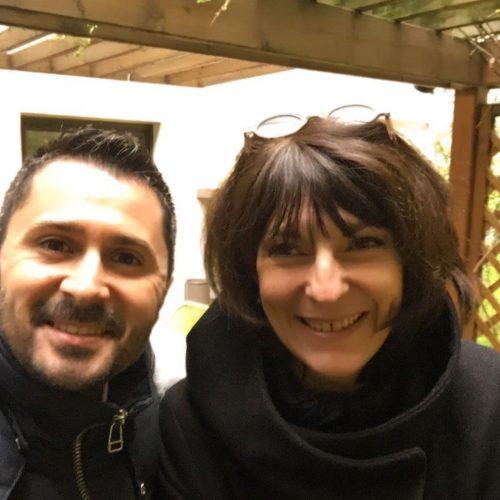 Julien Peron et Florence Binay autour du bonheur