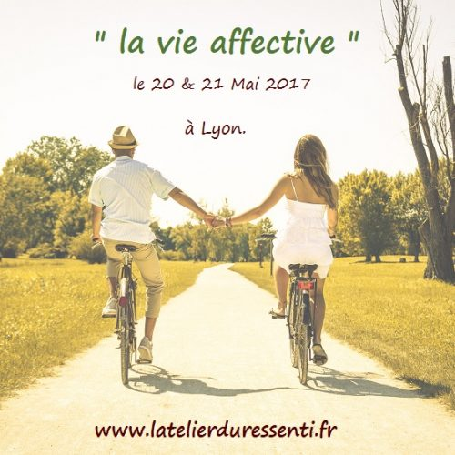 Stage : « La vie affective »