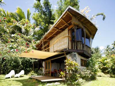 Vanira Lodge, maison d'hôtes, lieu de stage pour la méditation, le yoga, le tai-chi à Tahiti