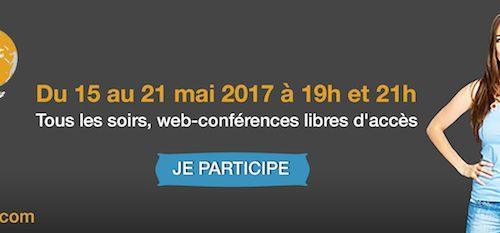 7 ème édition du Congrès Virtuel de l'EFT : du 15 au 21 mai 2017