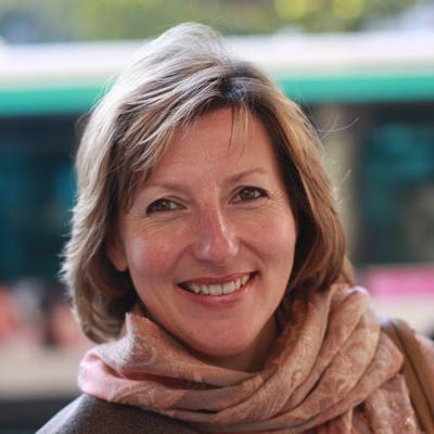 Agnès Sauvaget, conseil en développement personnel à Paris