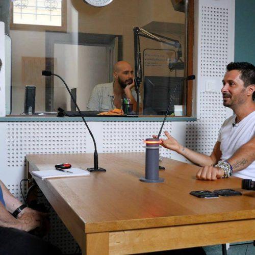 Julien Peron chez Radio Alliance Plus