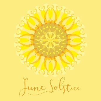 Symboles et Solstice d'été