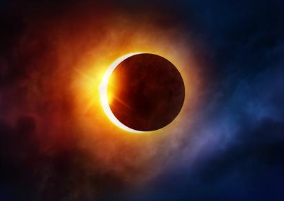 21 août 2017, nouvelle lune et éclipse solaire : Pas de vacances pour les émotions !