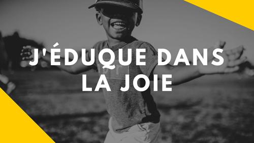 Tarisayi de Cugnac, My Kid is Happy – «J'éduque dans la Joie», Formation en ligne à l'Éducation positive