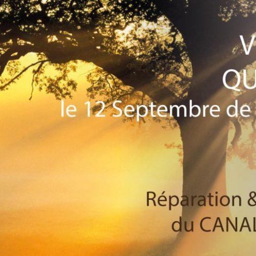 VISIO SOIN QUANTIQUE proposé par Alteralliah le 12/09/17
